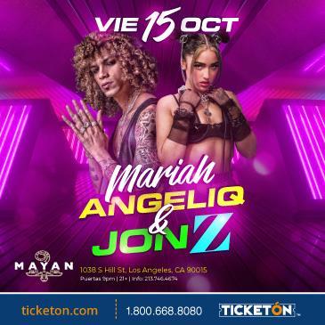 MARIAH ANGELIQ Y JON Z