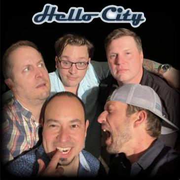 Barenaked Ladies Tribute - Hello City-img