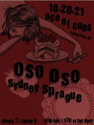 Oso Oso at Ace of Cups: