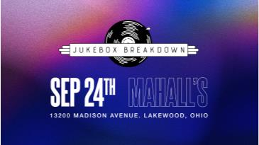Jukebox Breakdown aka Emo Night CLE at Mahall's: