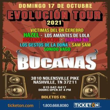 EVOLUCION TOUR 2021 EN TN: