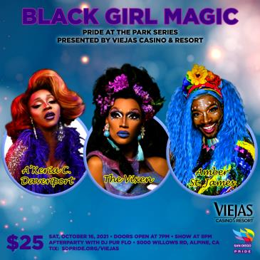 Black Girl Magic with A'keria C. Davenport and The Vixen: