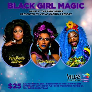 Black Girl Magic with Mayhem Miller and The Vixen:
