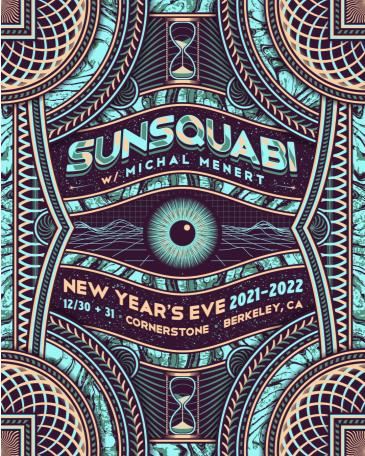 SunSquabi | Two Day Passes:
