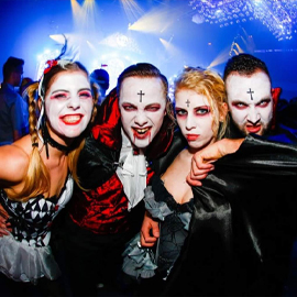 The DL Halloween Saturday Night General Admission 2021 | GametightNY.com
