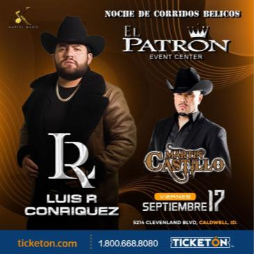 LUIS R CONRIQUEZ Y MARTIN CASTILLO