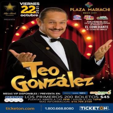 TEO GONZALEZ: