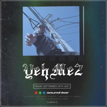 YehMe2 at Sound-Bar: