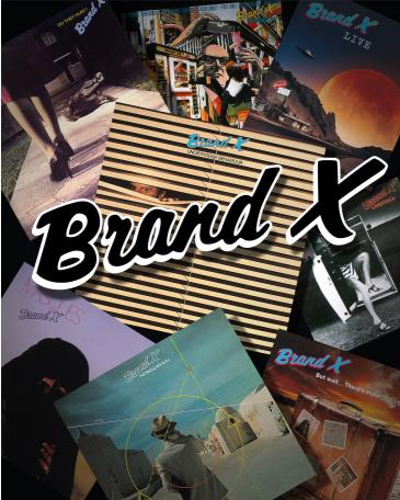 Brand X (9pm Show) - CANCELLED: