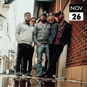 5PTS Open House: Jared Stout Band: