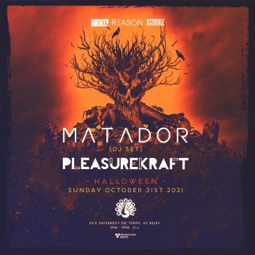 Matador + Pleasurekraft: