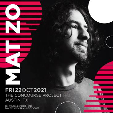Mat Zo at The Concourse Project:
