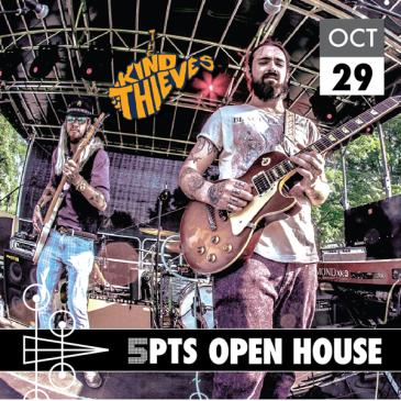5PTS Open House: The Kind Thieves: