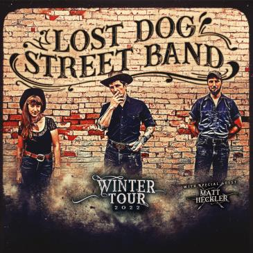 Lost Dog Street Band w/ Special Guests: