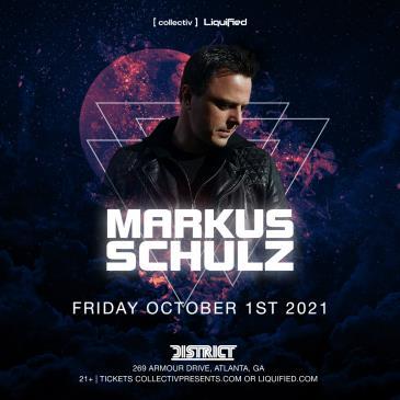 Markus Schulz at District Atlanta: