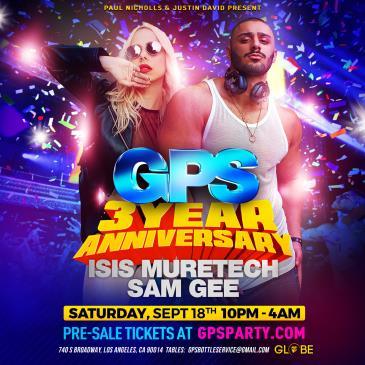 GPS 3 Year Anniversary + FREE GPS Coven:
