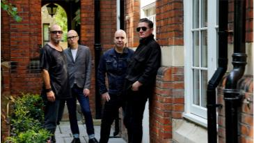 NITZER EBB Returns to NUMBERS: