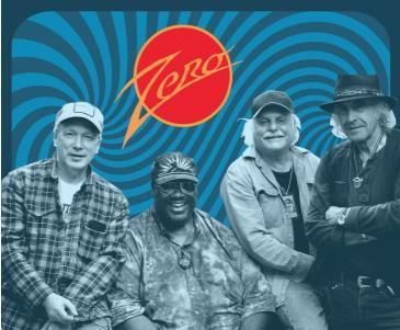 Zero ft Steve Kimock, Greg Anton, Melvin Seals & Pete Sears: