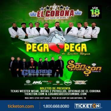 EL PEGA-PEGA,GERARDO Y SU 4TA