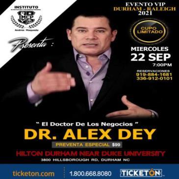DR. ALEX DEY