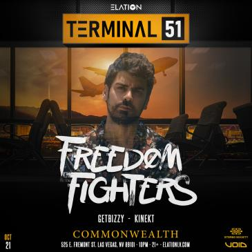 Terminal 51 ft. Freedom Fighters (21+):