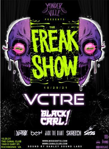 The Freak Show feat. VCTRE: