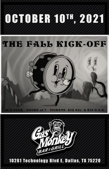 The Fall Kick-Off: