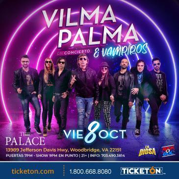 VILMA PALMA E VAMPIROS EN VIRGINIA: