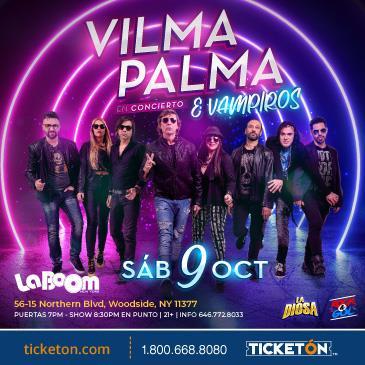 VILMA PALMA E VAMPIROS EN NEW YORK
