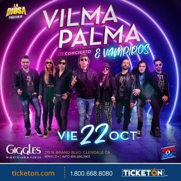 VILMA PALMA E VAMPIROS EN LOS ANGELES: