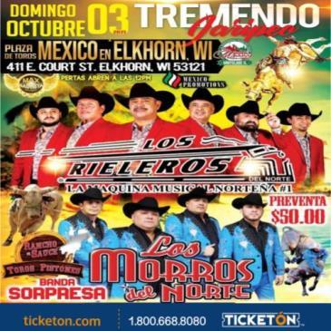 LOS RIELEROS DEL NORTE: