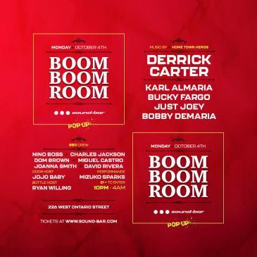 Derrick Carter   Boom Boom Room: