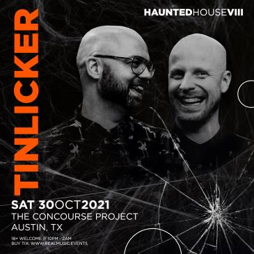 Tinlicker at The Concourse Project (Haunted House VIII):