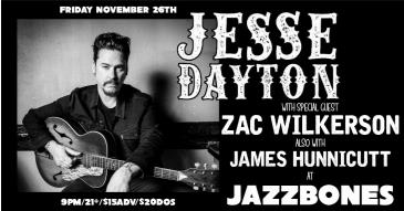 Jesse Dayton: