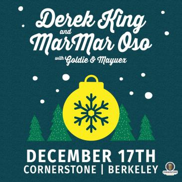 Derek King & MarMar Oso:
