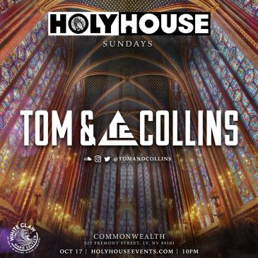 Holy House w/ Tom & Collins-img