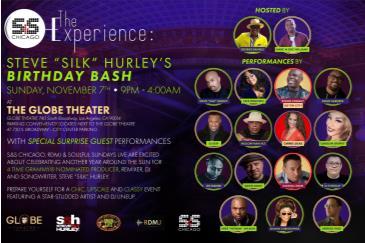 Soulful Sundays Live: The S&S Experience: SSH Birthday Bash: