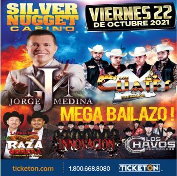 JORGE MEDINA, LOS CUATES DE SINALOA Y MAS!: