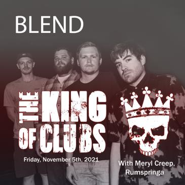 BLEND AT THE KING OF CLUBS-img