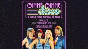 Gimme Gimme Disco at Mahall's: