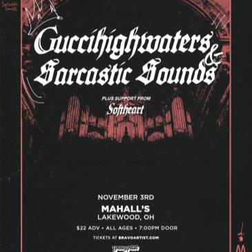 Cancelled: Guccihighwaters and Sarcastic Sounds at Mahall's-img