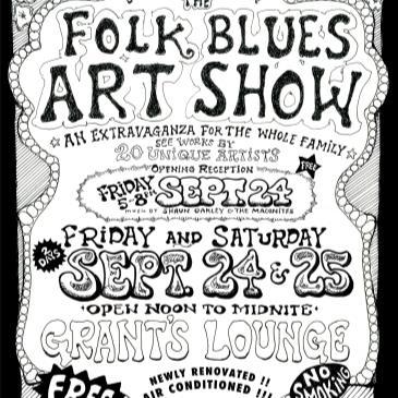 The Folk Blues Art Show-img