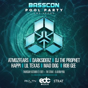 Basscon Pool Party 2021 (18+):