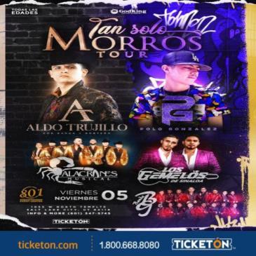 TANSOLO MORROS TOUR: