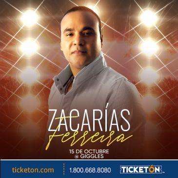 ZACARIAS FERREIRA EN LOS ANGELES: