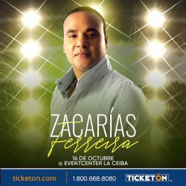 ZACARIAS FERREIRA EN SAN JOSE