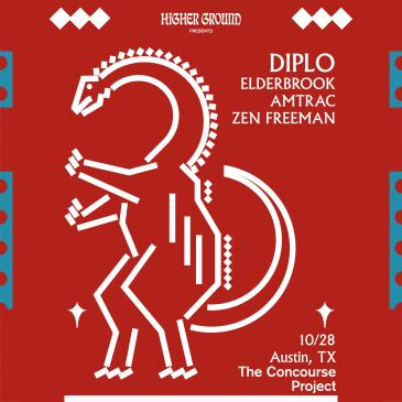 Diplo, Elderbrook, Amtrac, & more at The Concourse Project: