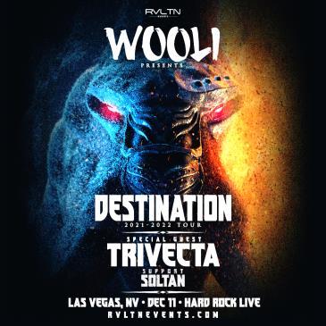 RVLTN Presents: WOOLI + more! (18+):