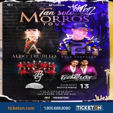 TAN SOLO MORROS TOUR: