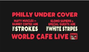 Strokes Vs. Stripes w/ Slomo Sapiens, Party Muscles & more: